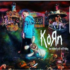 "Korn- ""The Serenity of Suffering"" (2016)"