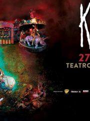 Korn confirma concierto en Chile para 2017
