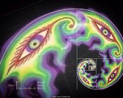 """Así se explica la misteriosa relación del Espiral de Fibonacci en """"Lateralus"""" de Tool"""