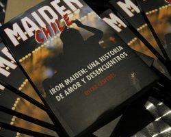 """Entrevista con Óscar Céspedes, autor del libro """"Maiden Chile"""": El romance con la doncella que era necesario contar"""