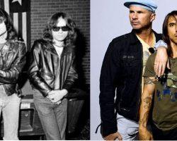 "2×1: ""Havana Affair"" Red Hot Chili Peppers vs. Ramones"