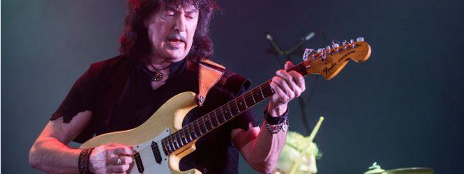 Ritchie Blackmore lanzará material nuevo con Rainbow con el chileno Ronnie Romero como vocalista