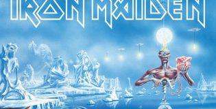 """Cancionero Rock: """"Seventh Son of a Seventh Son """"- Iron Maiden (1988)"""