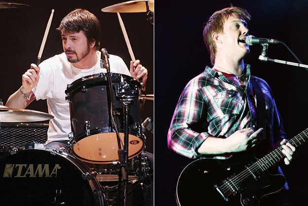 Dave-Grohl-Josh-Homme