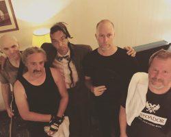 Mira los shows completos de la reunión de Faith No More con su ex-vocalista Chuck Mosley