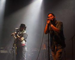 El regreso de El Cruce junto a Kuervos del Sur en el Cariola: Contundente noche de blues y raíces