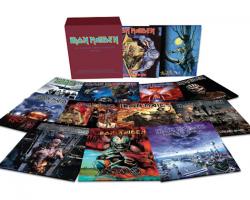 Iron Maiden se prepara para lanzar la segunda parte de su discografía completa en vinilo