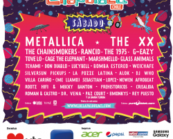 Festival Lollapalooza Chile anuncia cartel por días