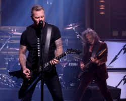 VIDEO: Metallica estrenó en vivo su nuevo tema 'Confusion' en China
