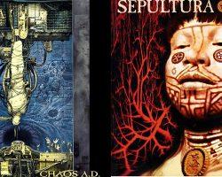 """Sepultura lanzará reediciones para sus aclamados álbumes """"Chaos AD"""" y """"Roots"""""""
