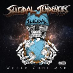 "Suicidal Tendencies- ""World Gone Mad"" (2016)"