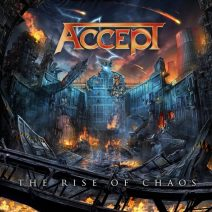 Accept- Rise of Chaos (2017)