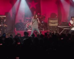 Así fue la reunión de Audioslave, primera en más de una década