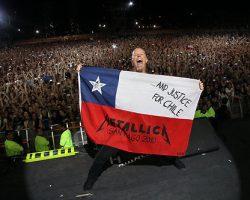 Metallica y sus conciertos en Chile: El recuerdo de cuatro apocalipsis