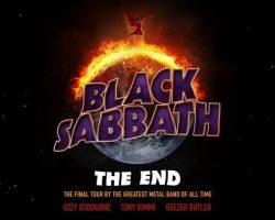 """Black Sabbath llevará a los cines de todo el mundo """"The End of The End"""", el último show de su historia"""