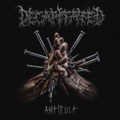 Decapitated- Anticult (2017)