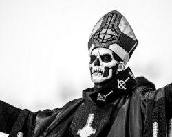Ghost anuncian que se pondrán más oscuros en su nuevo álbum de estudio