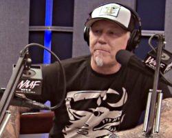 """VIDEO: James Hetfield se refirió a la muerte de Chris Cornell: """"Hay cierta oscuridad que todos podemos tener y sentir"""""""