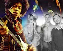 "2×1: ""Fire"" Jimi Hendrix vs. Red Hot Chili Peppers"