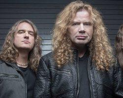 Megadeth anuncia que a fines de año comenzará a trabajar en su nuevo álbum de estudio