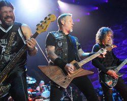 VIDEO: Metallica estrenó dos temas nuevos en vivo en Corea