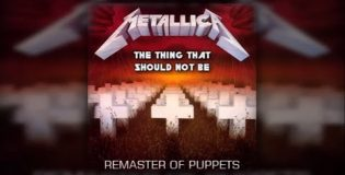 "Cancionero Rock: ""The Thing That Should Not Be"" – Metallica (1986)"