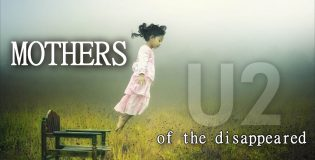 """Cancionero Rock: """"Mothers of the Disappeared""""- U2 (1987)"""