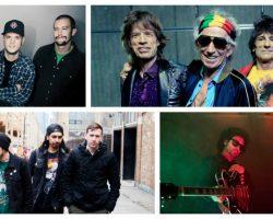 Playlist de la semana #25: Helmet, Rolling Stones, Big Jesus, Perrosky y más