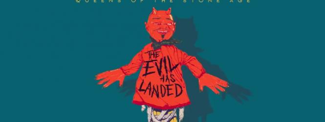 """Escucha """"The Evil Has Landed"""", el nuevo tema de Queens Of The Stone Age"""