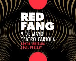 Red Fang debuta en Chile en Mayo. Revisa valores y detalles