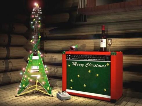 Resultado de imagen para navidad rockera