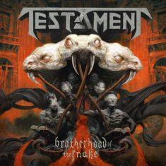 "Testament- ""Brotherhood of The Snake"" (2016)"