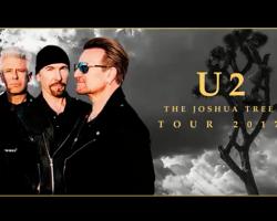 Revisa los detalles y valores de U2: The Joshua Tree Tour en Chile junto a Noel Gallagher