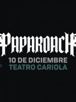 Papa Roach en Chile