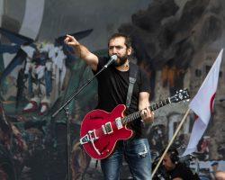 Weichafe en Lollapalooza Chile 2017: Ímpetu, rock y opinión