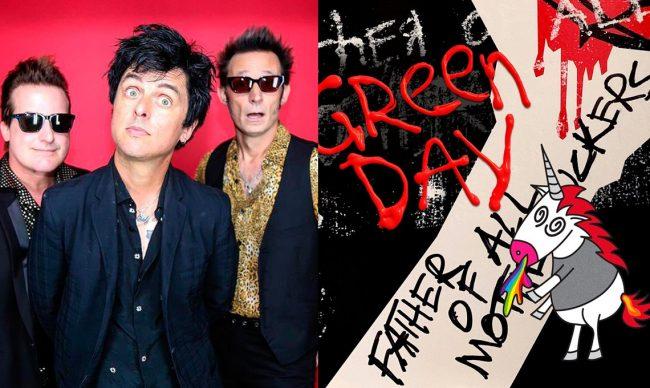 Green Day estrena nuevo single y video ad portas de lanzar su nuevo álbum de estudio