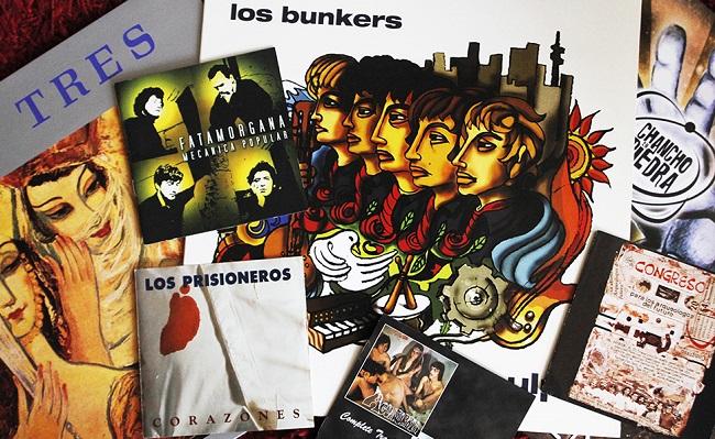 Los Mejores 51 Discos de Rock Chileno. Del 20 al 11