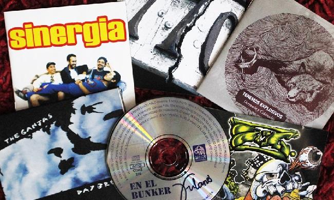 Los Mejores 51 Discos de Rock Chileno. Del 51 al 41