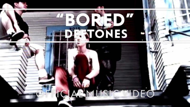 """Cancionero Rock: """"Bored"""" – Deftones (1995)"""