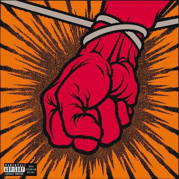"""""""St. Anger"""": el disco más caótico de Metallica"""