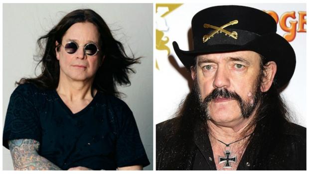Ozzy habló sobre su última conversación con Lemmy Kilmister de Motörhead