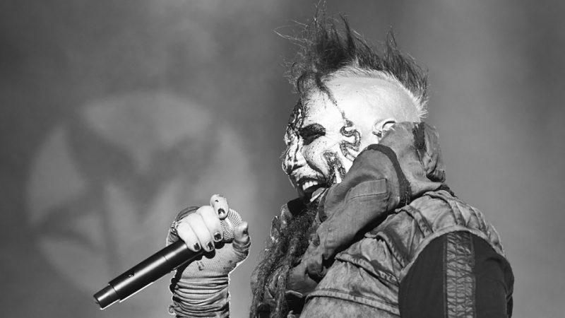 VIDEOS: Así fue el show de reunión de Mudvayne, el primero en 12 años