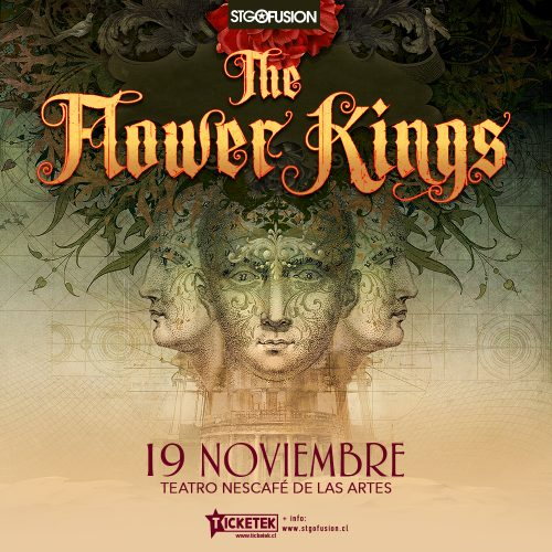 The Flower Kings en Chile: 10 canciones de los progresivos suecos que debes conocer