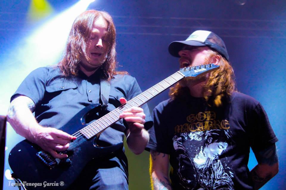 Hypocrisy y At the Gates en Metal Fest 2014: Masacre sueca por partida doble