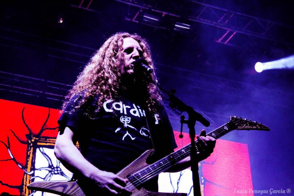 Voivod en Metal Fest 2014: Dominio astronómico