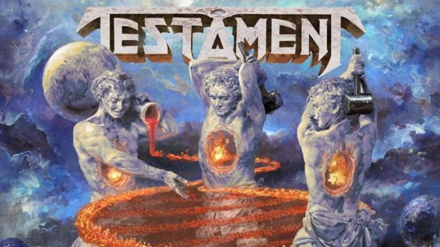 "Streaming: escucha ""Titans of Creation"", el poderoso nuevo álbum de Testament"