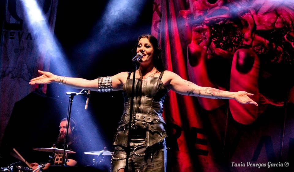 Revamp y Children of Bodom en Chile: La Bella y la Bestia
