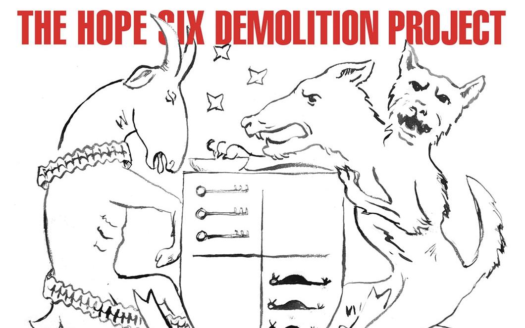 """Streaming: Escucha """"The Hope Six Demolition Project"""", el nuevo álbum de PJ Harvey completo"""