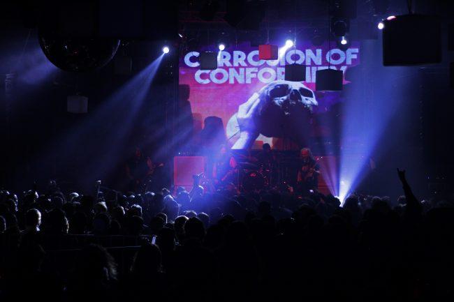 Corrosion of Conformity en Chile: En el nombre del stoner
