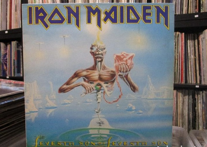 """Concurso: Gánate el vinilo de """"Seventh Son of a Seventh Son"""" de Iron Maiden"""